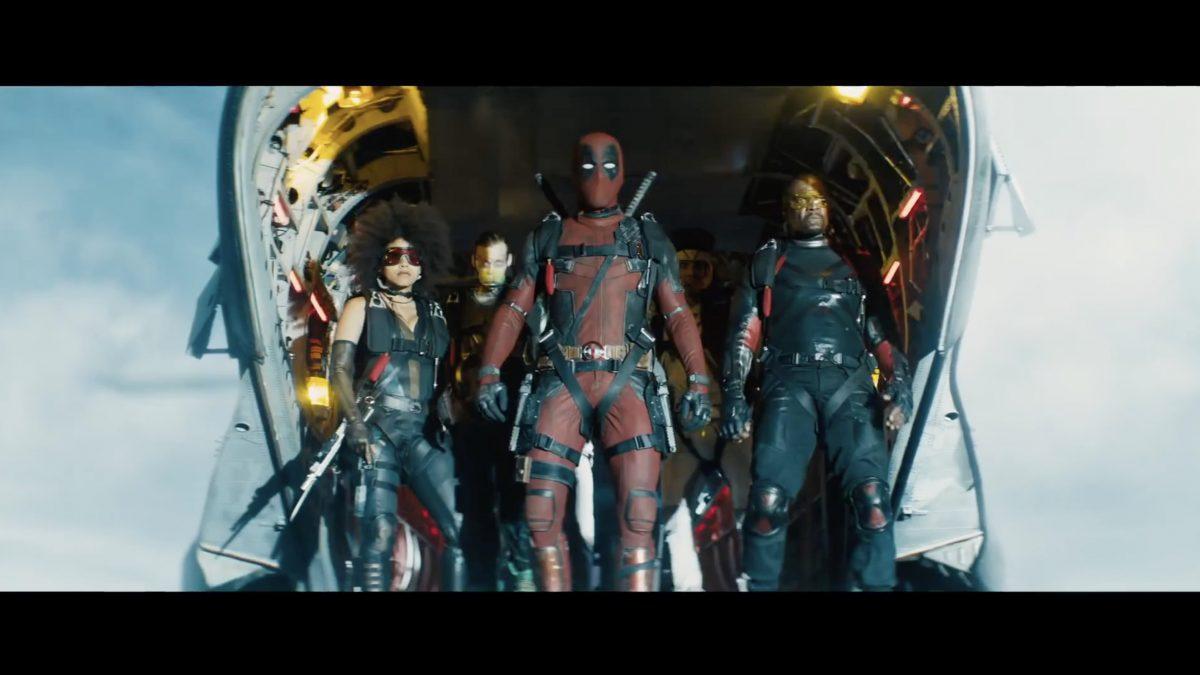Deadpool Meets Cable