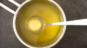 สูตร น้ำซุปผัก เคล็ดลับของน้ำซุปใสสีเหลืองทอง