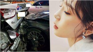 ต้นสังกัดขอโทษ หลัง แทยอน ประมาท ขับเบนซ์ประสบอุบัติเหตุรถชน 3 คันรวด!!