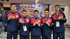 กรุงเทพธนฯ-ม.การกีฬาแห่งชาติ คว้าทอง ปิดฉากตะกร้อกีฬาปัญญาชน