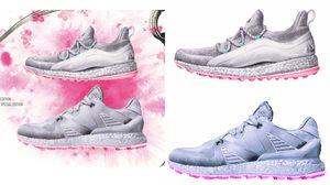 adidas ปล่อย สนีกเกอร์ธีมซากุระ ชมพูพาสเทลรับเทศกาล