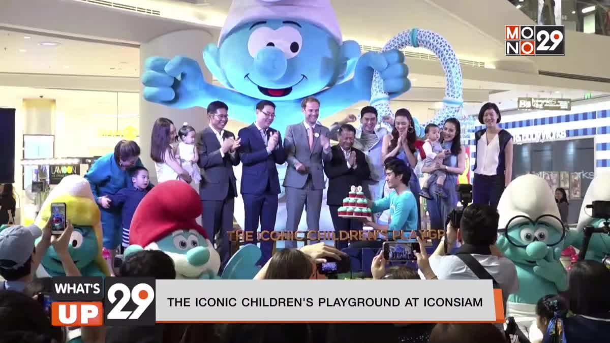THE ICONIC CHILDREN'S PLAYGROUND AT ICONSIAM