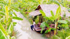 'บานาน่า ฟาร์ม' ที่เที่ยว ที่กิน ถ่ายรูปสวย จ.กาญจนบุรี