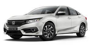 Honda ปล่อย Honda Civic Luxe Limited-edition ในออสเตรเลีย