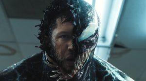 พวกเราคือเวนอม!! ทอม ฮาร์ดี ถูกซิมไบโอตคลุมร่างอาละวาดเละ ในตัวอย่างล่าสุด Venom