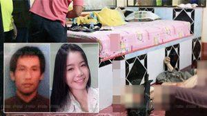 วาเลนไทน์ดุ! หนุ่มคว้าเอ็ม 16 ยิงแฟนสาวก่อนยิงตัวตายตาม
