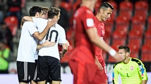 ผลบอล : ฮุมเมิลส์ หัวดี!! โขกท้ายเกมพา เยอรมัน บุกเชือด เช็ก 2-1 เก็บชัย7นัดรวด