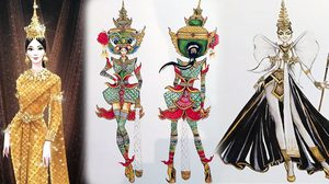 5 ชุดประจำชาติ ที่ผ่านเข้ารอบสุดท้าย Miss Universe 2016 ใครชอบ ใครเชียร์ชุดไหนมาชมกันเลย..