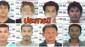 ศาลสั่งประหารชีวิต บังฟัต พวก 6 คน คดีฆ่ายกครัว ผู้ใหญ่วรยุทธ รวม 8 ศพ