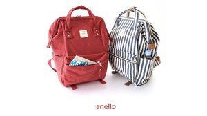 กระเป๋า Anello ราคาเท่าใหร่ มี size อะไร