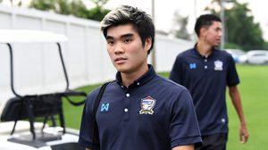 """ต้นแบบทาง DNA! """"พีรดนย์"""" เผยพ่อคือแรงบันดาลใจในการติดทีมชาติไทย"""