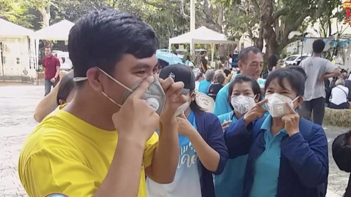 หลายจังหวัดได้รับผลกระทบจากฝุ่น PM 2.5