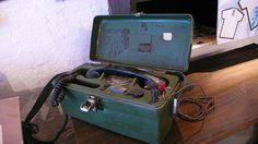 โทรศัพท์สนาม TA312/PT ยุคสงครามเวียดนาม ปัดฝุ่นกลับมาใช้อีกครั้ง