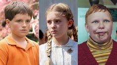 นักแสดงเด็กจากหนังดังฮอลลีวูด