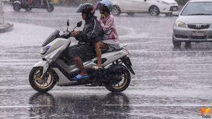 อุตุฯชี้ กทม. ฝนตก 60% เหนือ-อีสาน-ตะวันออก-ใต้ ยังมีฝนฟ้าคะนองหลายพื้นที่