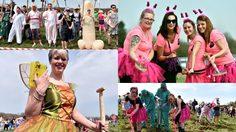 เทศกาลขุด เซ็กซ์ทอย งานประจำปีของประเทศเบลเยี่ยม มีสาวๆ เข้าร่วมงานกว่าสี่พันคน