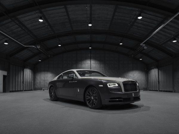 Rolls-Royce Wraith Eagle 8