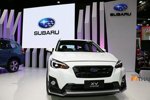 Subaru XV GT Edition Prototype