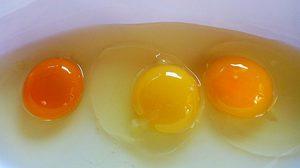 """ไข่แดง """"สีเหลืองอ่อน"""" กับ """"สีส้มเข้ม"""" แบบไหนจะดีกว่ากัน"""