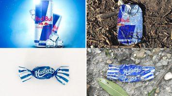เทียบกันชัดๆ ของที่ถูกโฆษณา เมื่อถูกใช้เป็นขยะ จะ ทำลายสิ่งแวดล้อม แค่ไหน