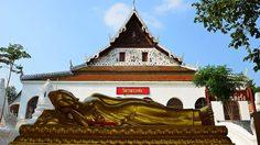 กราบรอยพระพุทธบาท งานนมัสการพระแท่นดงรัง จ.กาญจนบุรี