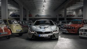 เลิกผลิต BMW i8 เตรียมขึ้นทำเนียบรถคลาสสิก ที่ใครๆ ก็อยากมีไว้ครอบครอง