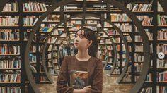 วาร์ปไปถ่ายรูป SeoulBookBopo ร้านหนังสือสุดคลูของเกาหลีใต้