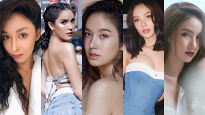 HOTเว่อร์! 5 สาวประเภทสอง รุ่นพี่ที่สวยและมีสไตล์มากที่สุดในปี 2561