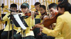 บุญรอดบริวเวอรี่เปิดเวที เยาวชนแสดงฝีมือด้านดนตรีคลาสสิก