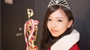 ยูอิ โอซาคาเบะ นักเรียนม.4 ที่น่ารักที่สุดในญี่ปุ่น ประจำปี 2018