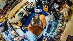 ตะลุยถ่ายห้องนอนคนแปลกหน้ากว่าพันห้อง โปรเจ็คสุดเจ๋งของช่างภาพ John Thackwray