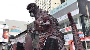 อะไรจะขนาดนั้น!? แฟนหนังชื่นชม Shin Godzilla ยิ่งใหญ่สมการรอคอย