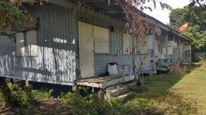 เห็นแล้วสงสาร! บ้านพักตำรวจที่บุรีรัมย์ สภาพไม้ผุพัง ไร้งบซ่อม