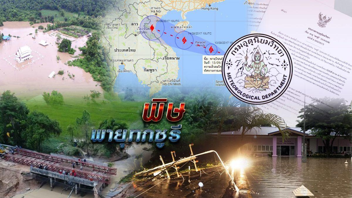พิษพายุทกซูรี