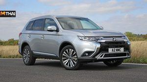 Mitsubishi  เพิ่มเครื่องยนต์เบนซินใหม่ใน Outlander ที่สหราชอาณาจักร