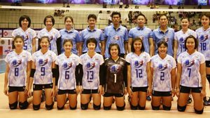 ทีมลูกยางสาวไทย คว่ำ เวียดนาม 3-1 เซต คว้าแชมป์ ยู-19 พรินเซส คัพ
