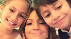 เจนนิเฟอร์ โลเปซ แชร์คลิปน่ารัก ฉลองวันเกิดลูกแฝดครบ 10 ขวบ