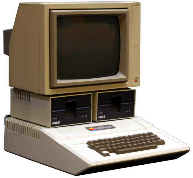 2.Apple II 1977