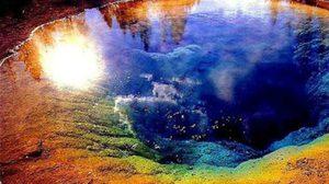 บ่อน้ำพุร้อนหลากสี Morning Glory Pool