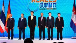 นายกรัฐมนตรี กล่าวเปิดการประชุมผู้นำ ACMECS ครั้งที่ 8