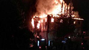 สลด! ไฟไหม้โรงเรียนที่มาเลเซีย ครู-นักเรียนตาย 25 คน บาดเจ็บ 7 คน