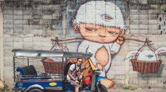 5 สตรีทอาร์ต (Street Art) สุดชิคในไทย เที่ยวที่ไหนแวะที่นั่น!