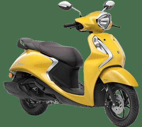 Yamaha Fascino 125