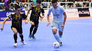 บลูเวฟ ชลบุรี ยิงเยอะจัด 17 – 0 สร้างสถิติใหม่พร้อมเข้าชิง AFF FUTSAL CUP 2019