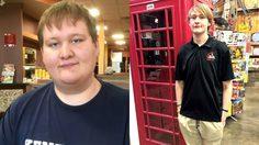 จากเด็กอ้วนโดนเพื่อนล้อ ตั้งเป้าเดินไป-กลับโรงเรียน จนลดไป 53 กิโล