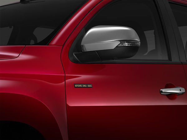 Mitsubishi Triton 'Passion Red Edition'