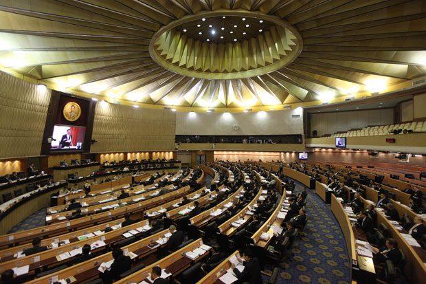 เปิดระเบียบการประชุมรัฐสภาครั้งที่ 1 วันที่ 24 พ.ค.2562