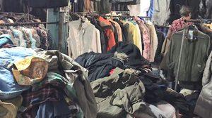 คึกคัก! ตลาดเสื้อกันหนาวชายแดนสุรินทร์ แห่สต๊อกยาวถึงปีหน้า