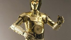 เชิญพบกับ ซี-ทรีพีโอ C-3PO จาก Star Wars