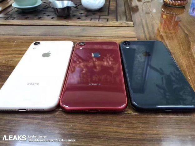 หลุดภาพ iPhone 9 ราคาถูกสุด มาพร้อมสีใหม่ กรอบเป็นโลหะ